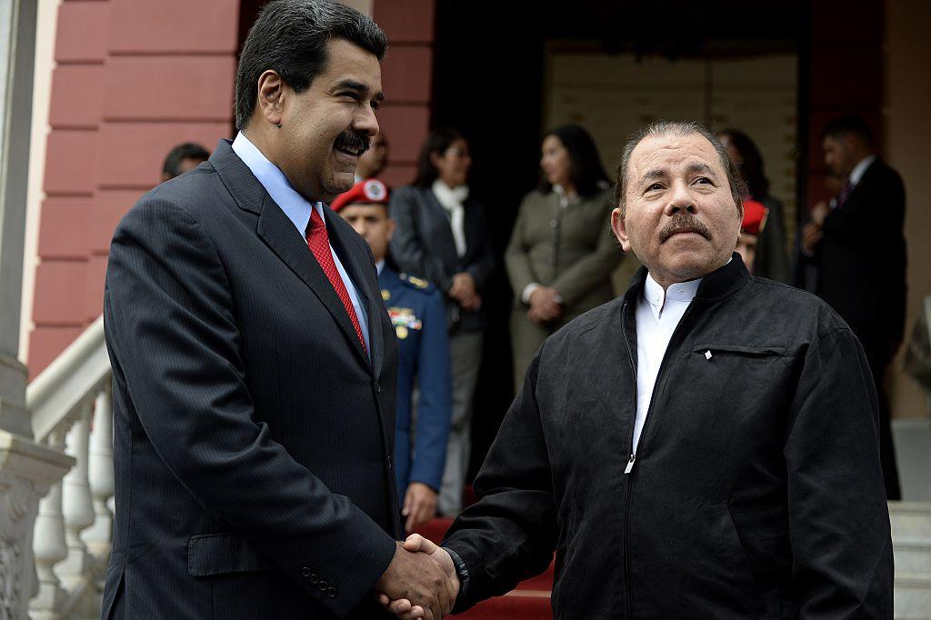(Crédito: FEDERICO PARRA/AFP/Getty Images)