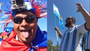 argentina chile