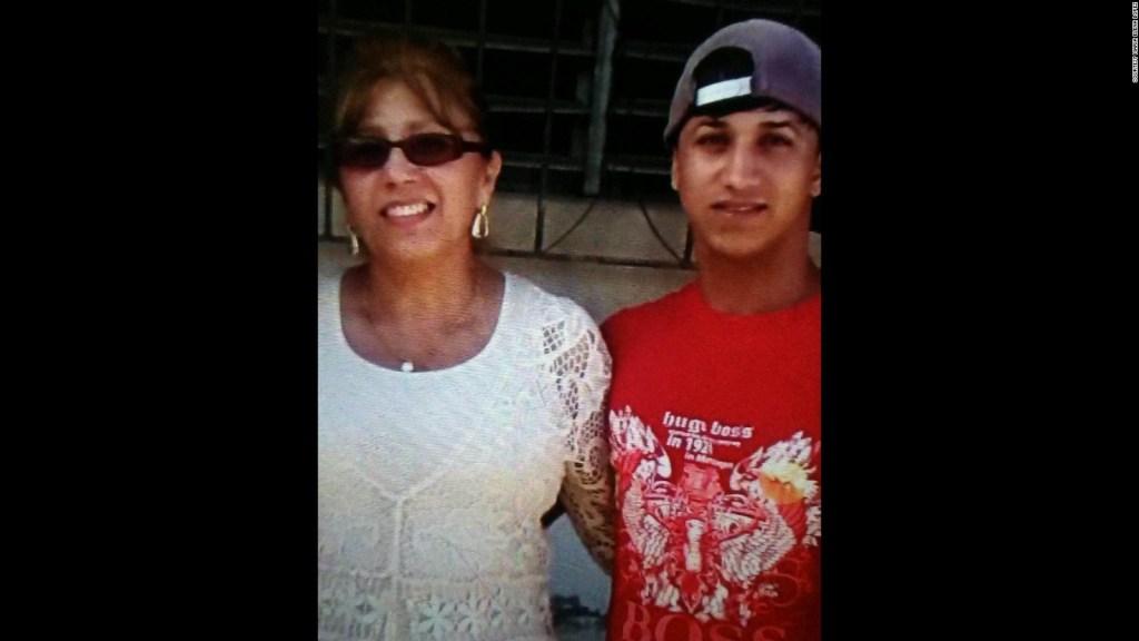 Graciela Infante dice que espera que su sobrino, Néstor José Ramírez Infante, tenga la oportunidad de quedarse en Estados Unidos.