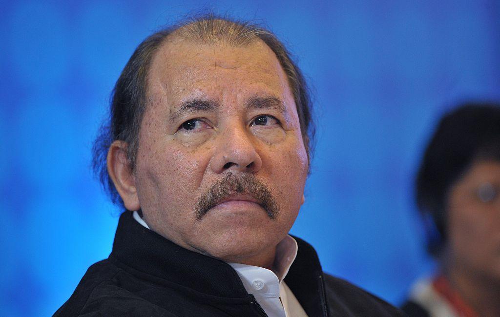 Presidente Daniel Ortega  (Crédito: MANDEL NGAN/AFP/Getty Images)