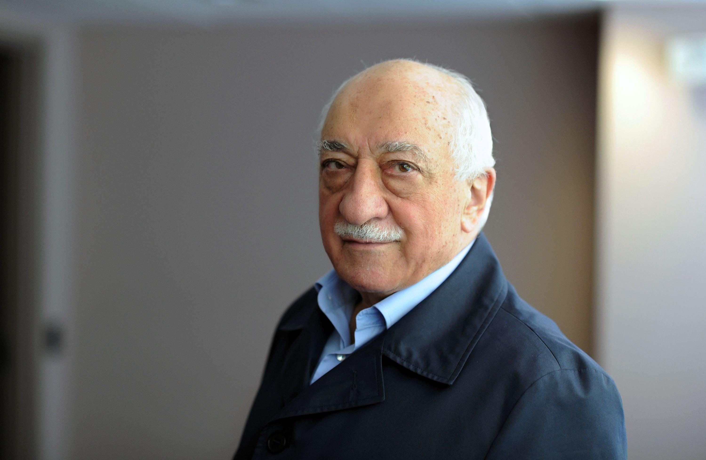 Fethullah Gulen en una fotografía de septiembre 24 de 2014 publicada por el Zaman Daily.