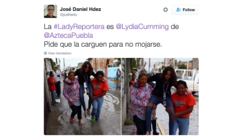 Lady Reportera