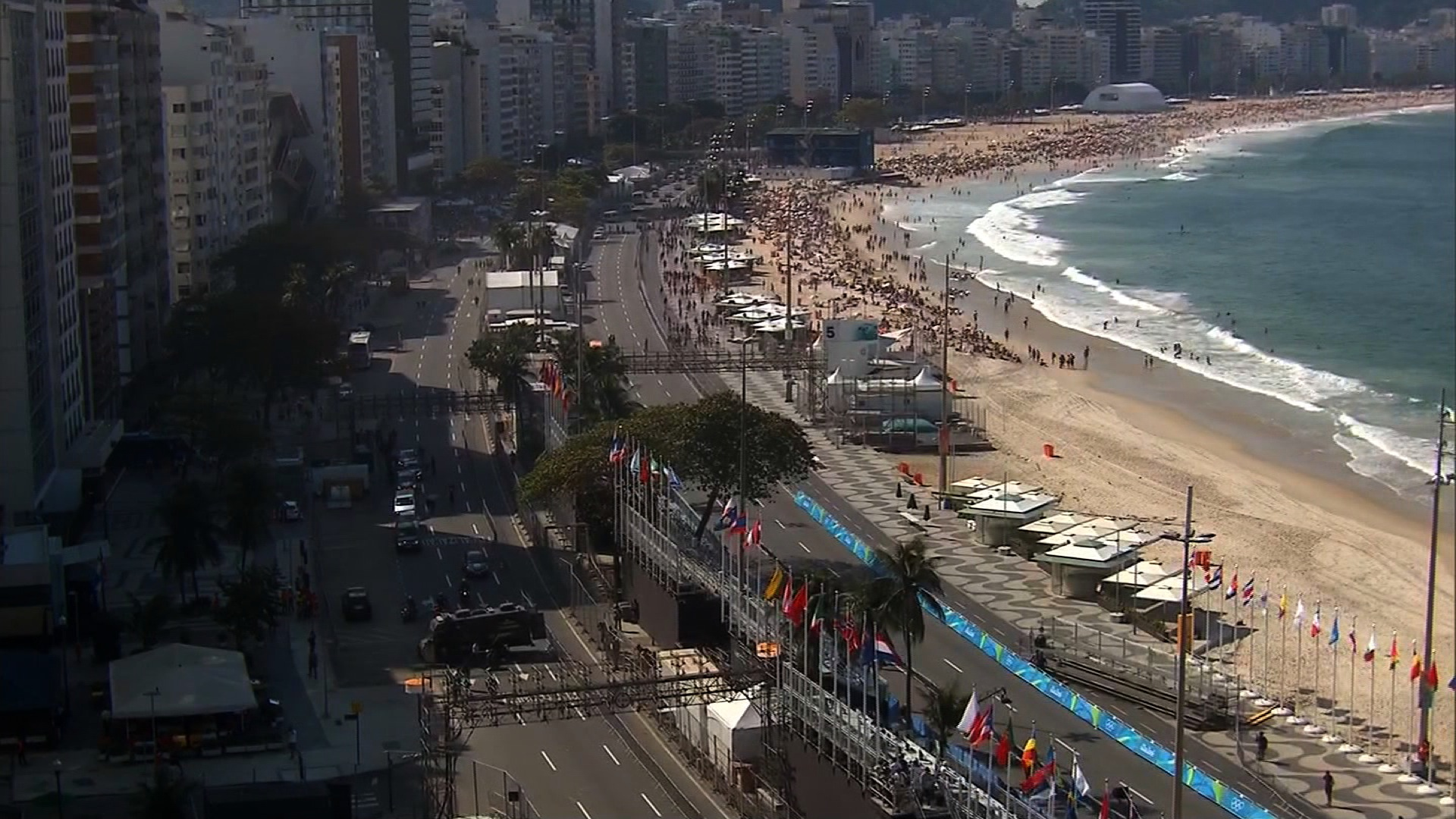 Rio controlled explode