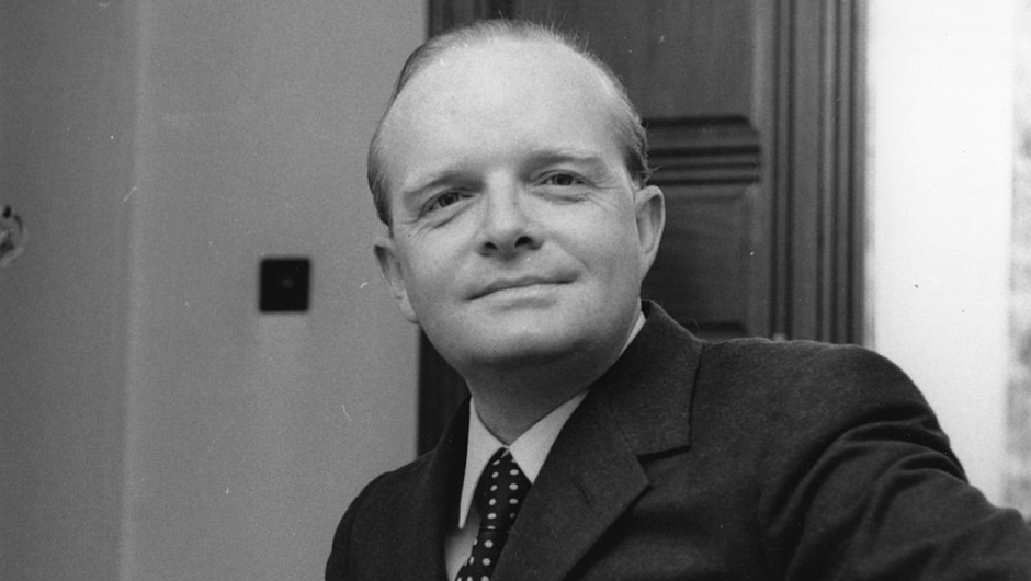 American author Truman Capote (1924 - 1984). (Photo by Evening Standard/Getty Images)