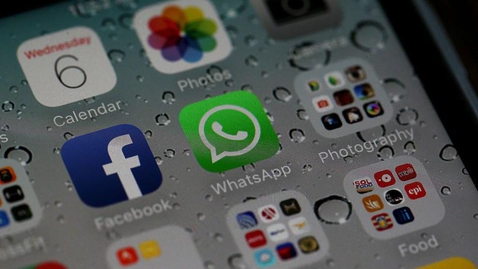 Facebook adquirió WhatsApp en 2014 en una transacción de 19.000 millones de dólares. (Crédito: Justin Sullivan/Getty Images)