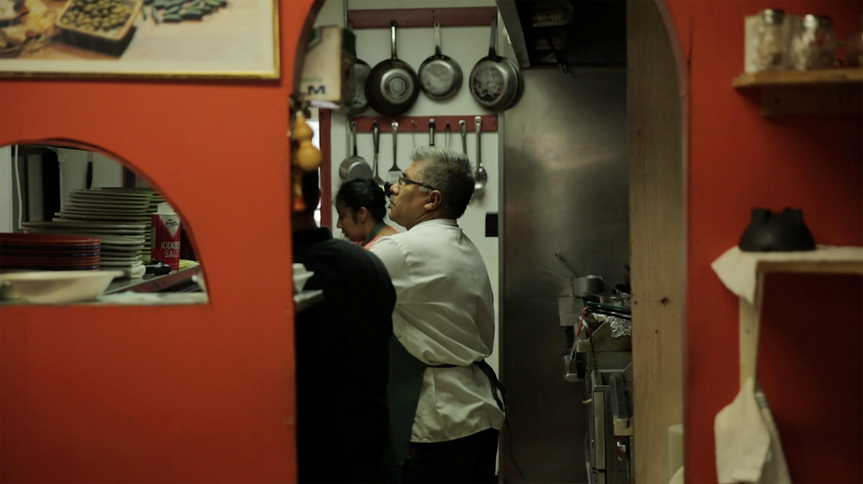 Demetrio Juárez es dueño de un restaurante en West Hazleton desde 2002.