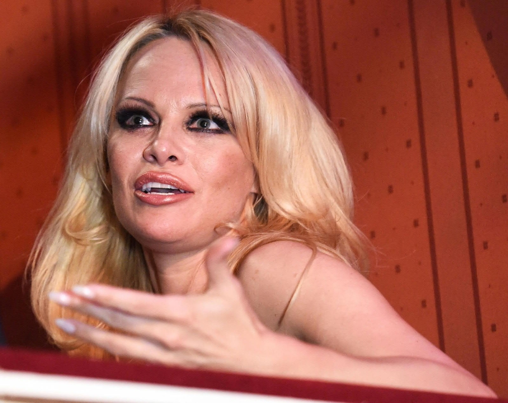 Pamela Anderson está decidida a combatir la pornografía. Crédito: HELMUT FOHRINGER/AFP/Getty Images