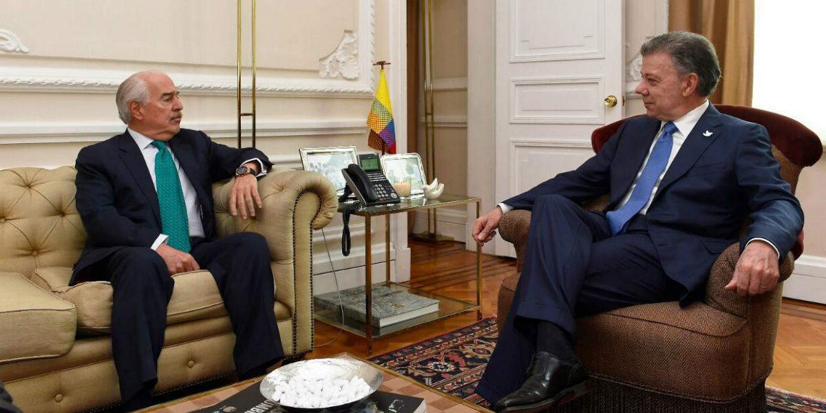 (Crédito: Presidencia de Colombia)