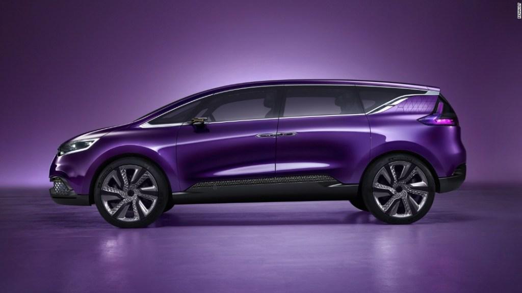 """Renault Initiale Paris - El concepto Initiale Paris -que fue revelado en el Salón del Automóvil de Frankfurt 2013- encarna la """"sabiduría"""", de acuerdo con el fabricante francés."""