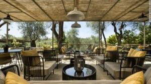 Locando al Colle: una granja del siglo XVIII convertida en hotel boutique en la Toscana.