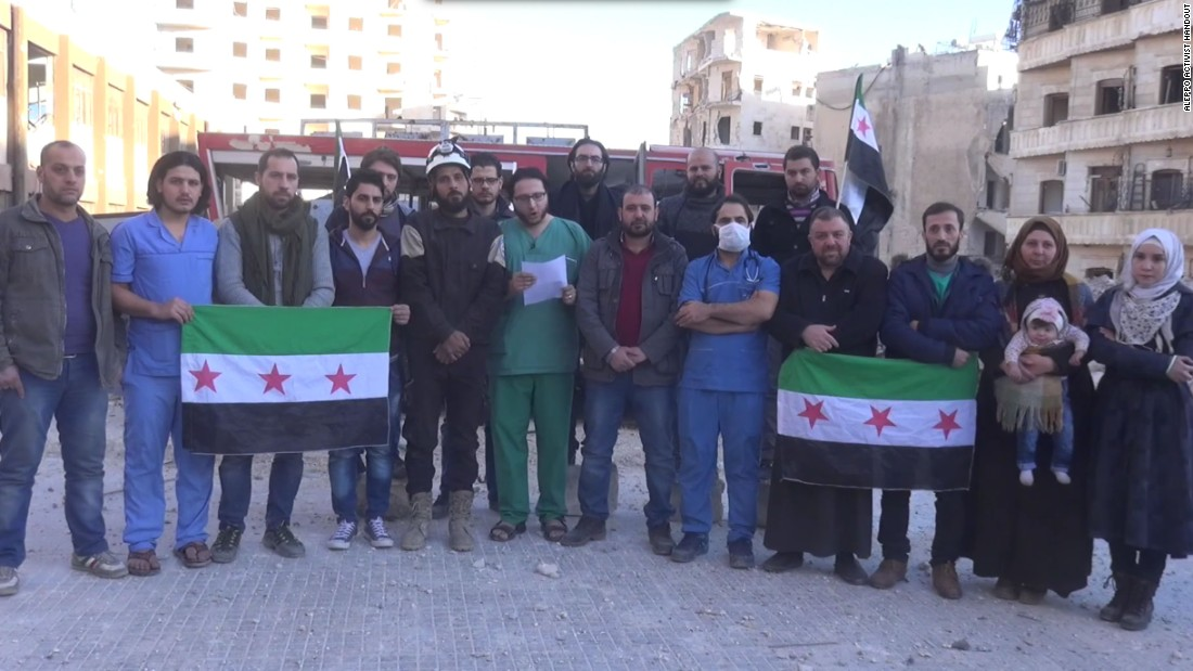 aleppo-activistas-siria-cnn