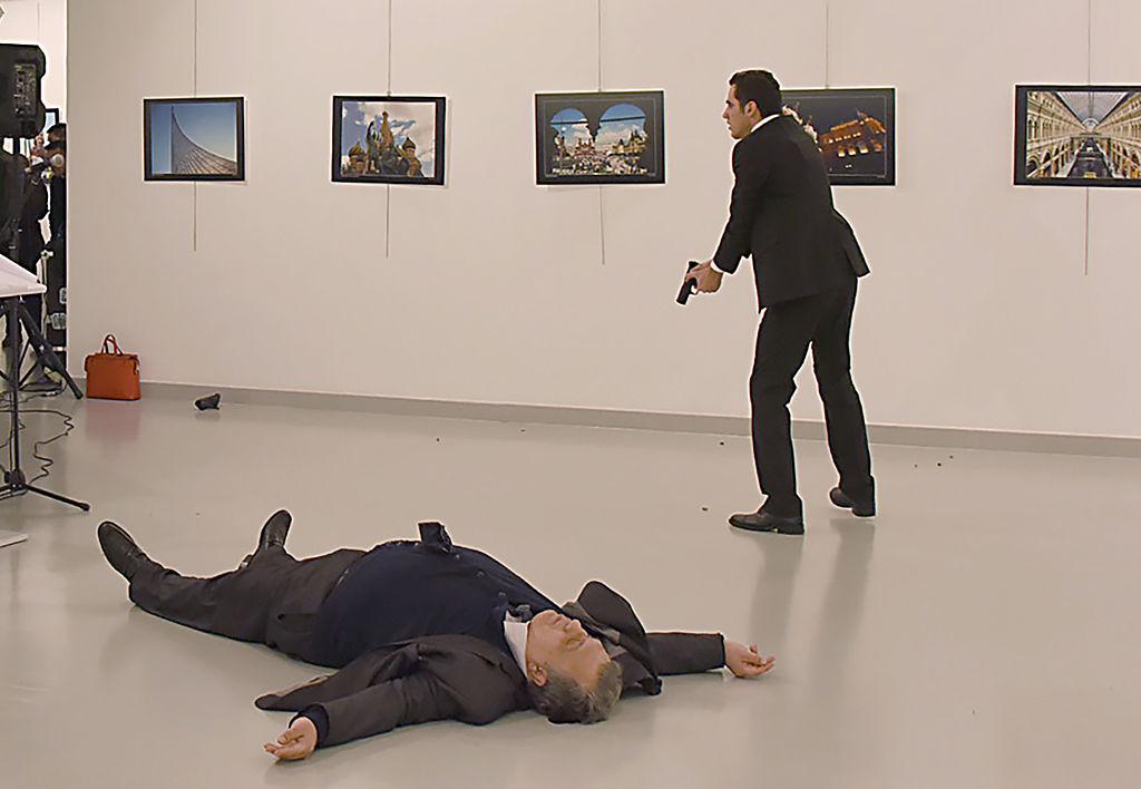 (YAVUZ ALATAN/AFP/Getty Images)