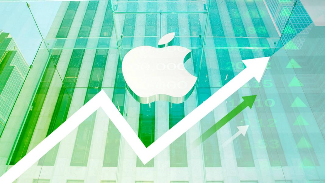 La acción de Apple está estancada desde abril del 2015.