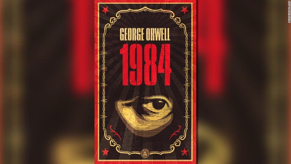 '1984', famosa novela de George Orwell, publicada por primera vez en 1949.