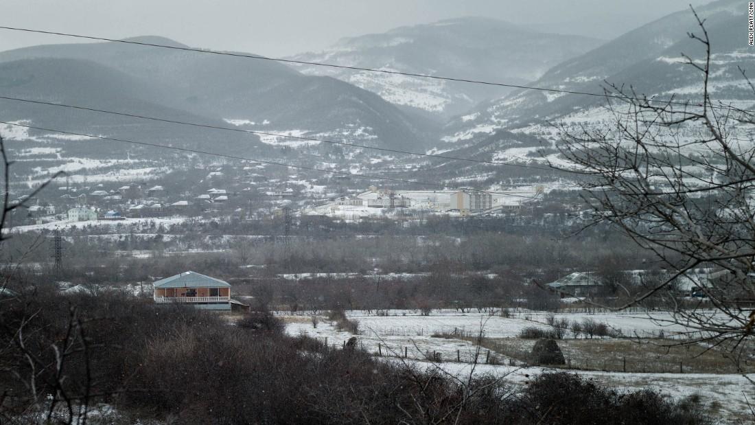 Rusia y Georgia han llevado a cabo ejercicios militares al subir la tensión entre ambos países.