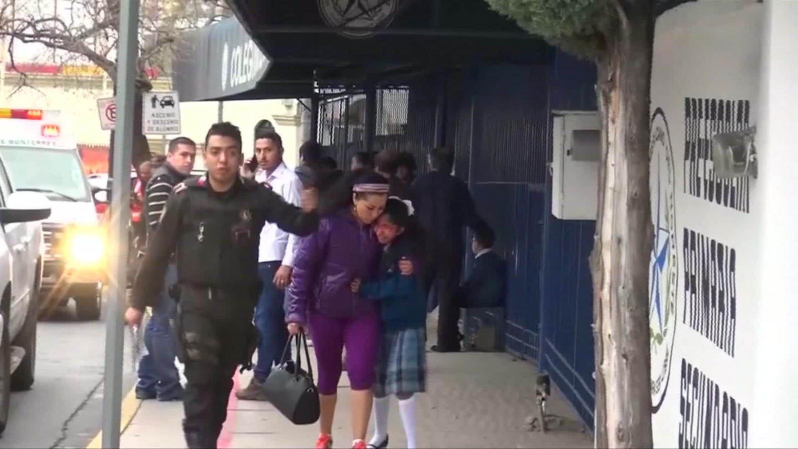 El ataque se produjo en el Colegio Americano del Noreste de la ciudad de Monterrey.