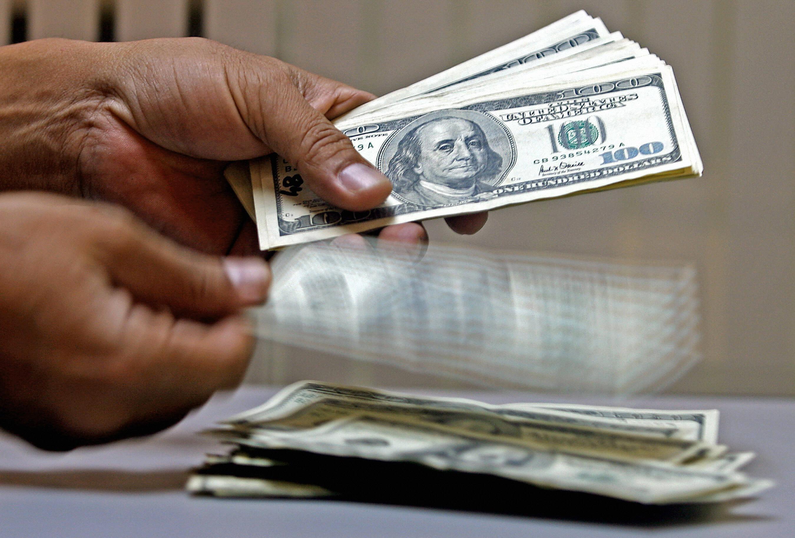 Una baja en las remesas podría incidir en la economía guatemalteca. LUIS ACOSTA/AFP/Getty Images)