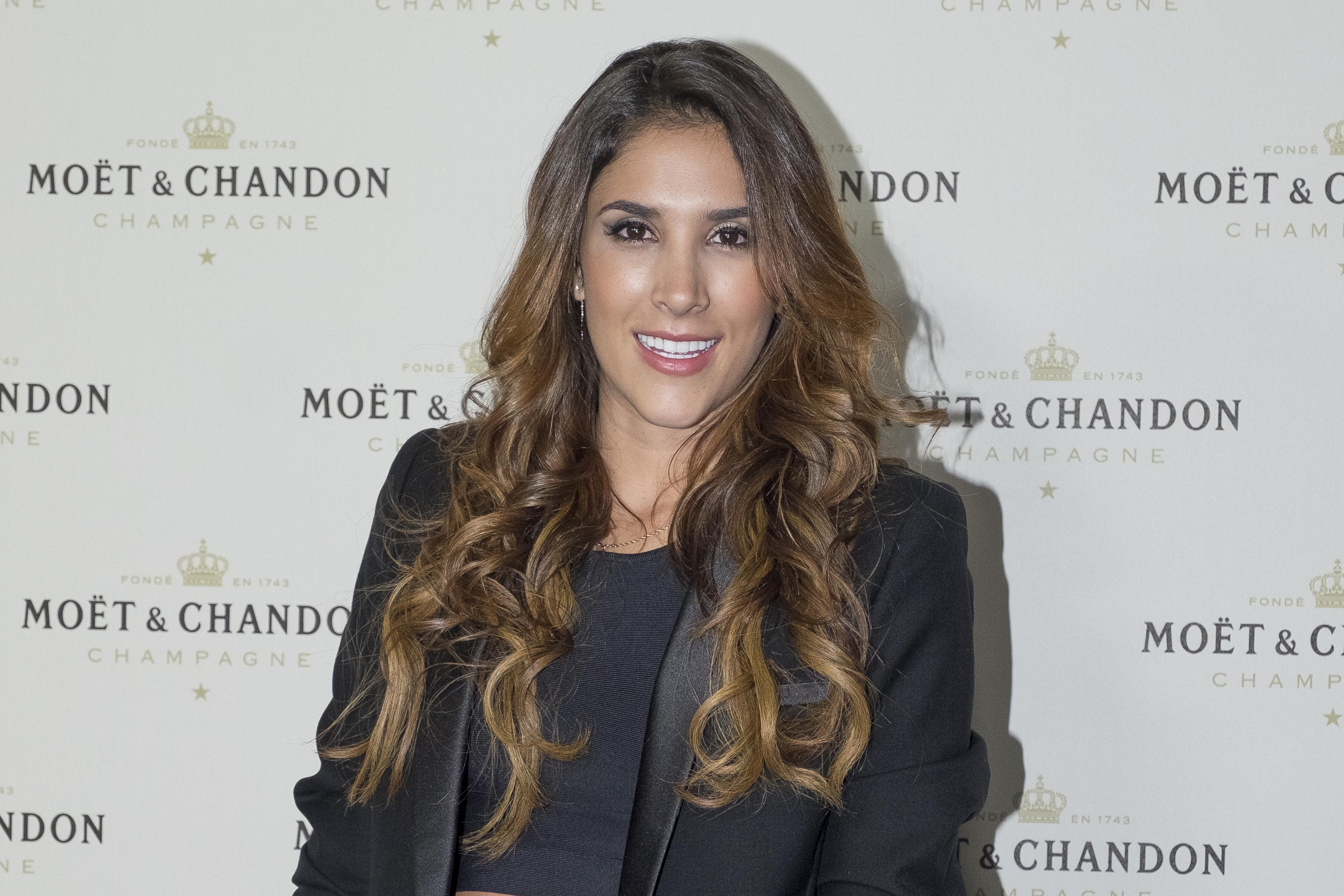 Daniela Ospina, esposa de James Rodríguez (Crédito: Oscar Gonzalez/NurPhoto via Getty Images)