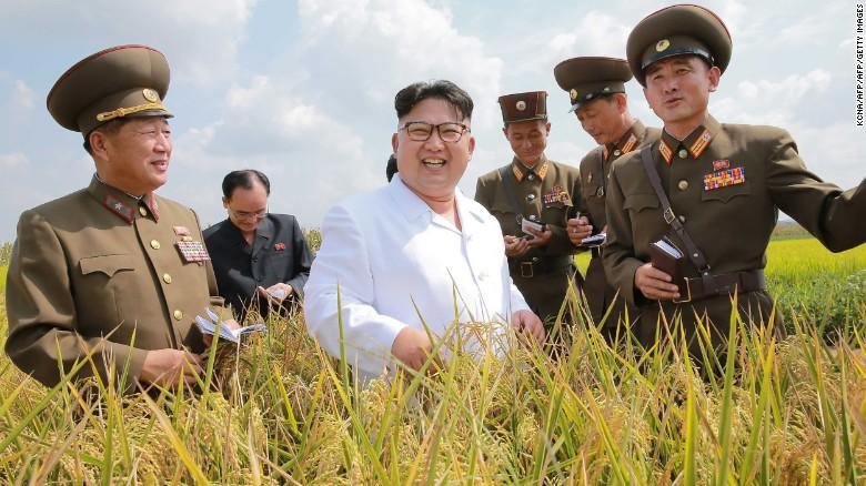 Legisladores de Corea del Sur dicen que Kim Jong-un (en la foto), actual líder de Corea del Norte, ordenó la muerte de su medio hermano Kim Jong-nam.