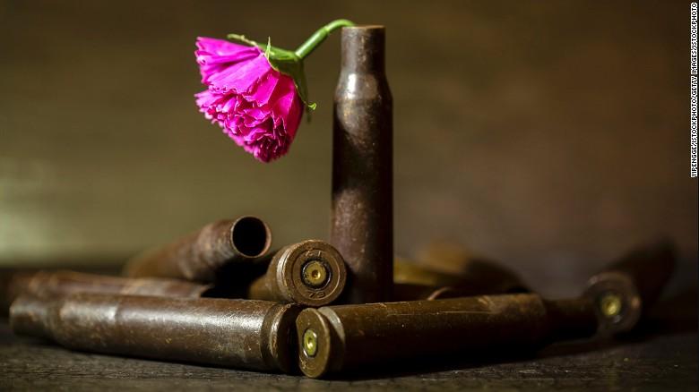 La función tradicional de las balas es matar, pero un nuevo diseño podría lograr el efecto contrario.