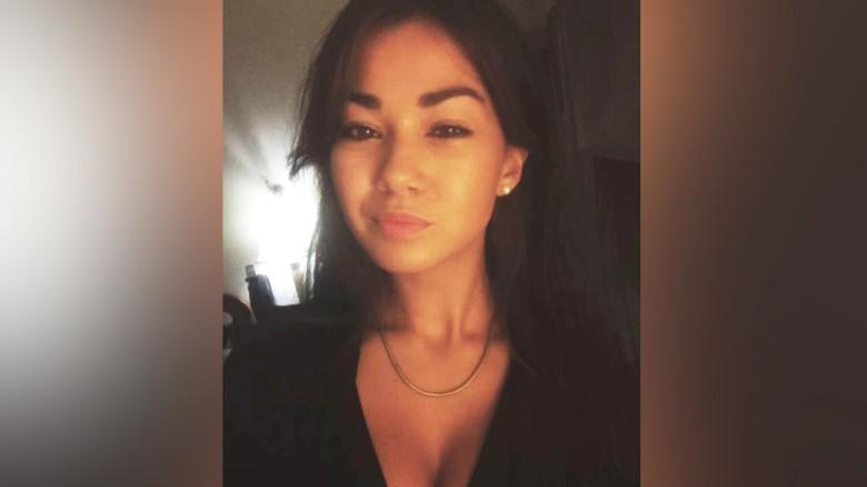 Mia Ayliffe-Chung, de 21 años, fue apuñalada hasta morir en Queensland (Australia), en agosto del 2016, junto con su compañero de viaje Tom Jackson, de 30 años.