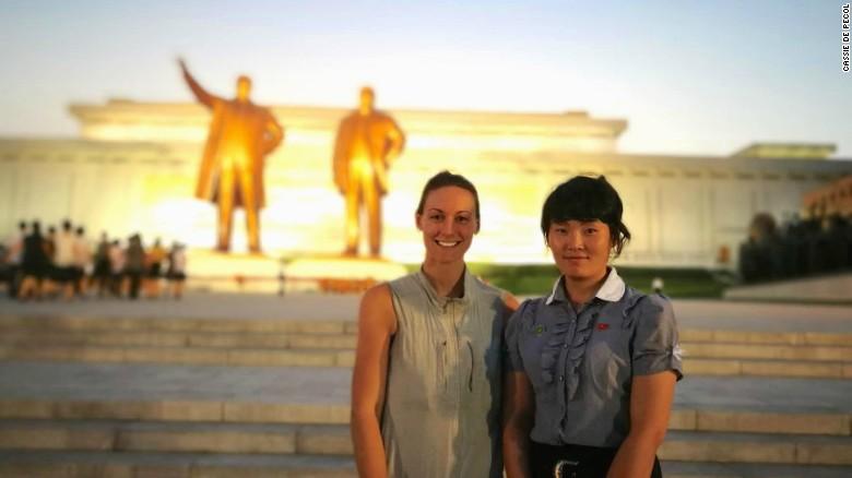 Cassie De Pecol visitó 196 naciones soberanas del mundo en 18 meses y 26 días.
