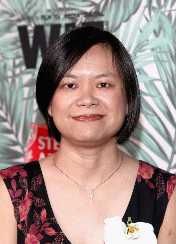 Ai-Ling Lee, editora de sonido de