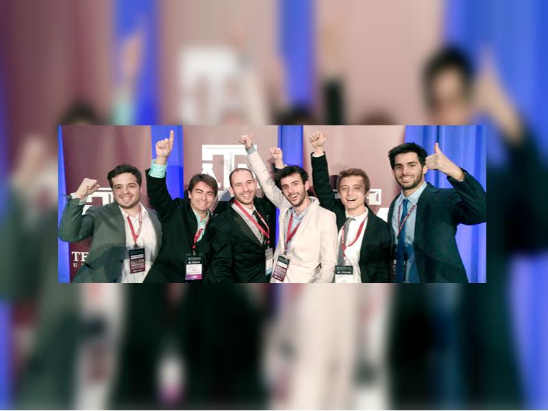 CInco estudiantes españoles clasificaron a la final del concurso Hyperloop, de SpaceX.