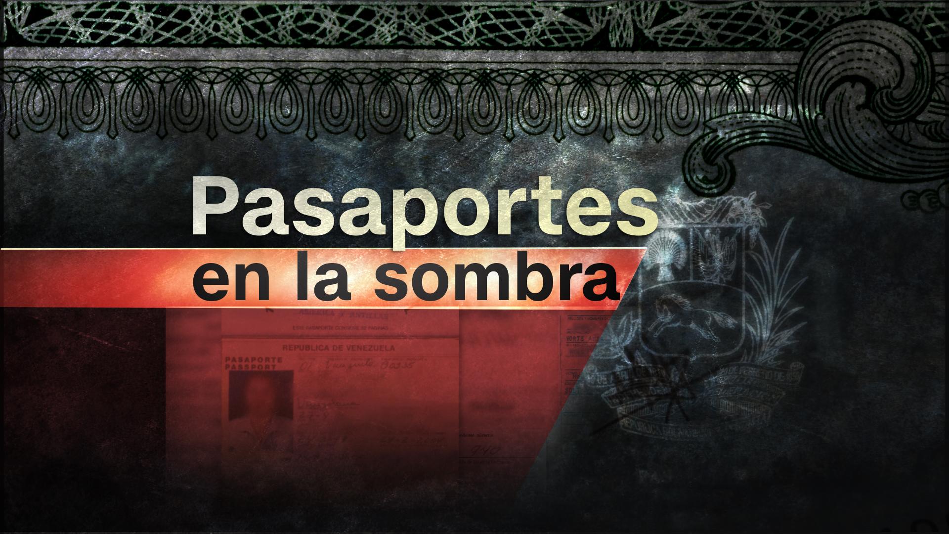 Pasaportes venezolanos, ¿en manos equivocadas?