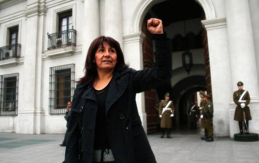 Roxana Miranda. Cortesía: CNN Chile