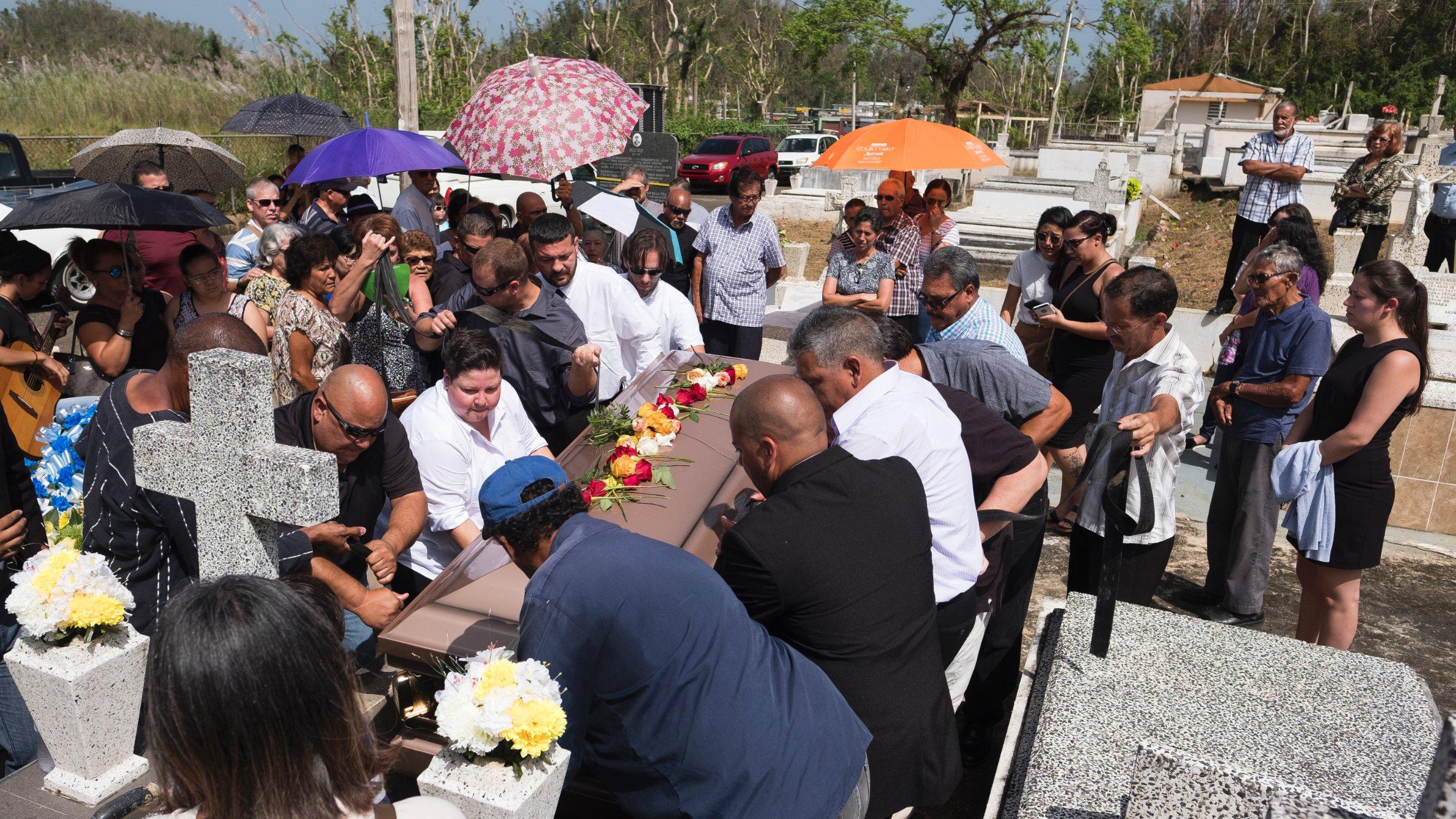 La tumba de Rivera todavía no lleva su nombre. Sus familiares dicen que se lo pondrán más adelante.