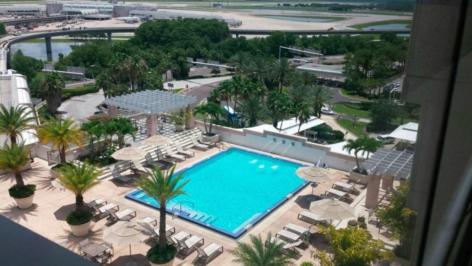 Hyatt Regency Orlando International Airport, Florida