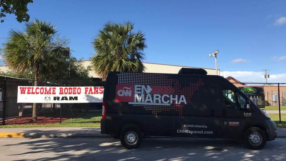 Sé parte de la cobertura siguiendo a CNN en Marcha, nuestro equipo digital patrocinado por RAM Pro Master, para otras coberturas alrededor del país.