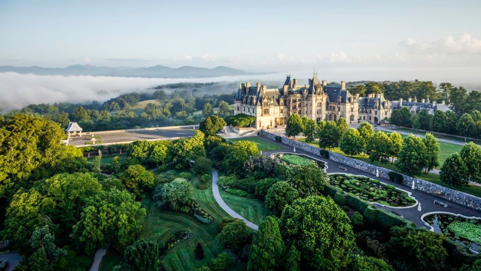 Asheville, North Carolina: This Western North Carolina mountain town has a growing brewery culture, world-class art and fantastic food on offer.