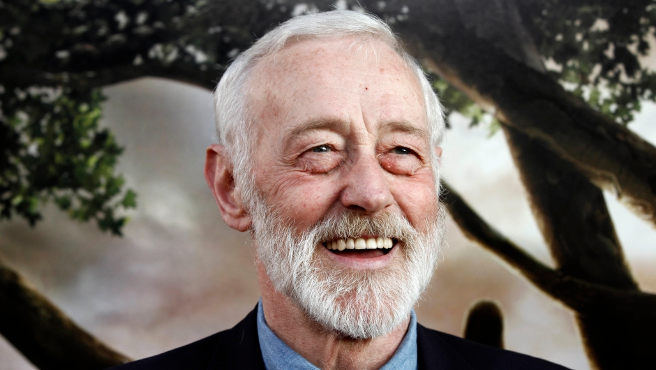 """FILE - In this July 26, 2010 file photo, actor John Mahoney arrives at the premiere of """"Flipped"""" in Los Angeles. Mahoney's longtime manager, Paul Martino, said Mahoney died Sunday, Feb. 4, 2018, in Chicago after a brief hospitalization. The cause of death was not immediately announced. He was 77. (AP Photo/Matt Sayles, File)"""