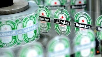 Así es la nueva planta de Heineken en México