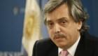 Alberto Fernández sobre el índice de pobreza en Argentina