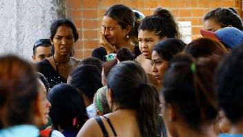 Autoridades: Motín provocó incendio en una cárcel de Venezuela
