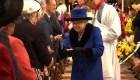 El regalo de Isabel II a jubilados en el Jueves Santo
