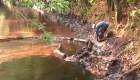 Los efectos ambientales del derrame de crudo en Colombia