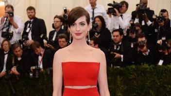 Anne Hathaway se adelanta a las críticas por su peso