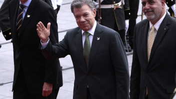 Santos habla sobre el segundo referendo que nunca se dio