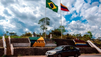Brasil podría cerrar su frontera con Venezuela