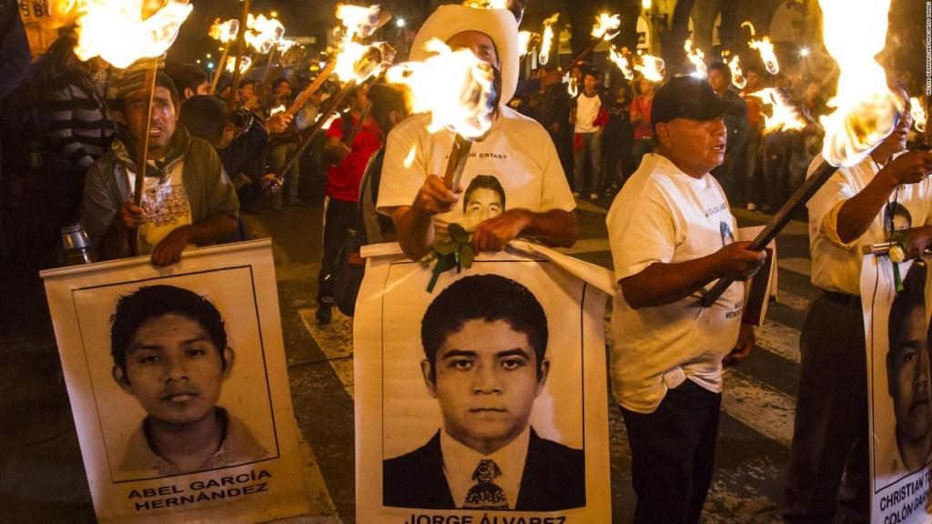 Los jóvenes, los que más desaparecen en México