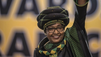 Winnie Mandela muere a los 81 años