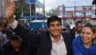 #MinutoCNN: El oficialista Carlos Alvarado, virtual presidente de Costa Rica