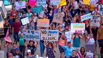 Así sentencia Trump el futuro de DACA