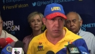 Atacan a candidato presidencial de Venezuela