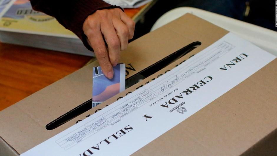 ¿Irán más votantes colombianos en el exterior a las urnas?