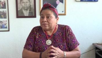 La opinión de Rigoberta Menchú sobre los homenajes a Ríos Montt